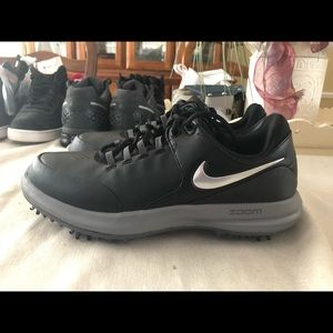Nike Air Zoom Accurate Black Reflective Golf shoes